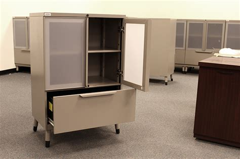 haworth cabinets used haworth 3 drawer lateral file cabinet glass front