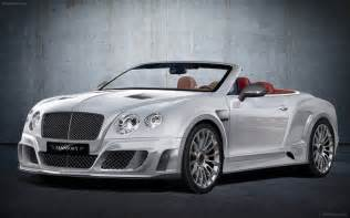 Cars Bentley Mansory Bentley Continental Gt 2012 Widescreen Car