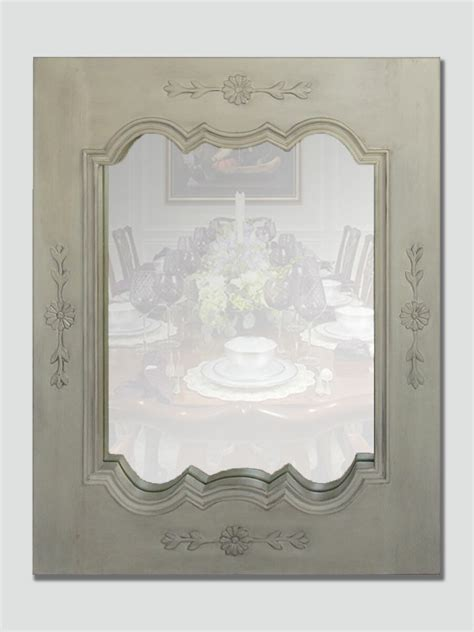 french country mirror antique reproduction furniture