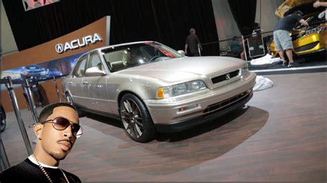 how do i learn about cars 1993 acura nsx spare parts catalogs ludacris 1993 acura legend 2015 sema show youtube
