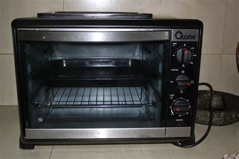 Oven Oxone Ox 858br oxone oven serbaguna ox 858br 4in1 dengan 4 elemen