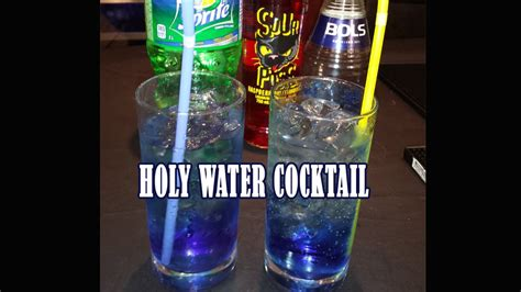 how to make drink water holy water drink recipe how to make holy water cocktail