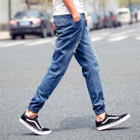 Celana Jogger Jeansjogger Jeansjogger Jeansjogger 1 ripped jogger for with excellent type playzoa