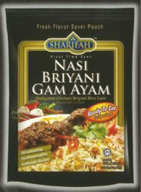 Nasi Box Ready To Eat 1 ready to eat meals briyani rice products malaysia ready to eat meals briyani rice supplier