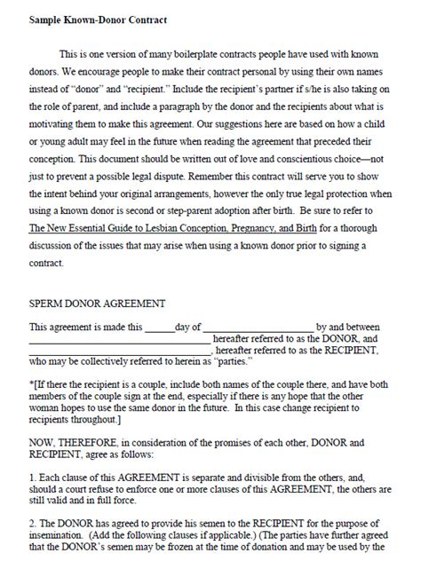 donation agreement template 28 donation agreement template sle donation
