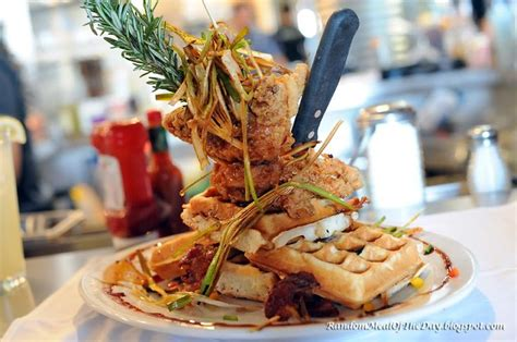 waffle house las vegas sage fried chicken waffles hash house a go go las vegas nv usa photo by