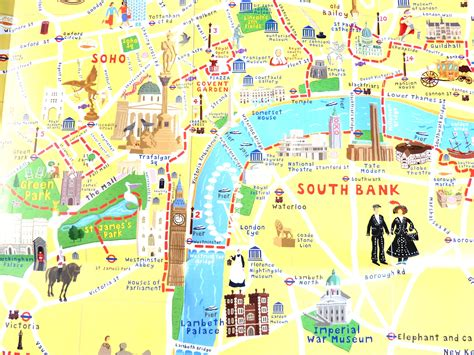 map of with landmarks map of landmarks world maps