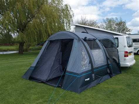 inflatable driveaway awning westfield hydra 300 low inflatable drive away awning aztec leisure
