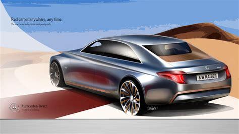 future mercedes s class mercedes benz u class concept redefines luxury as an