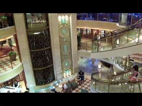 Ruby Princess Cruise Ship Highlights and views around the