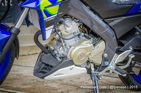 Cover Yamaha Vixion Lightning Advance Original Silver harga cover engine new vixion tambah keren dan ganteng