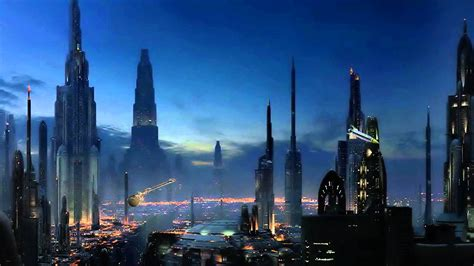 imagenes en 3d futuristas ciudad futurista futuristic city youtube