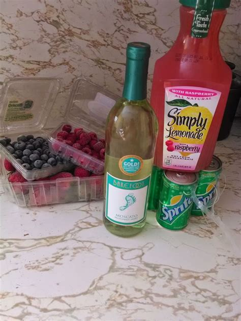 pretty alcoholic drinks mother s day moscato wine punch mommy juice moscato