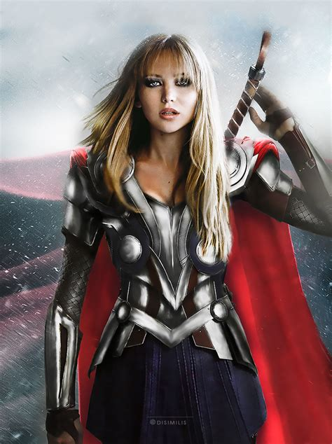 thor movie girl someone swapped the genders of the avengers and it s perfect