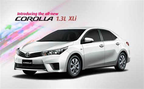 Toyota Corolla Model Price Toyota Corolla Xli Car 2017 Price In Pakistan New Model