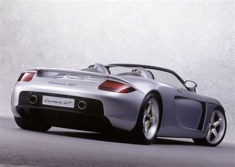 Porsche Carrera 2000 by 2000 Porsche Carrera Gt Concepts