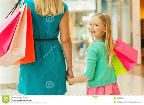 Shoo And Shoulders shopaholic stock image image of expressing city