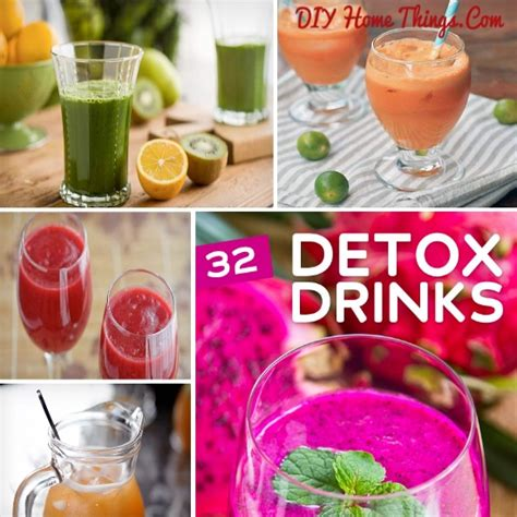 Trails Detox Drink by 32 Detoxifying Drinks For Cleansing Diy Home Things
