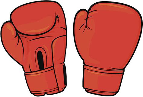 boxing gloves clipart royalty free boxing glove clip vector images