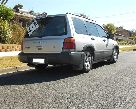 1999 subaru forester off road 1999 subaru forester limited boost cruising