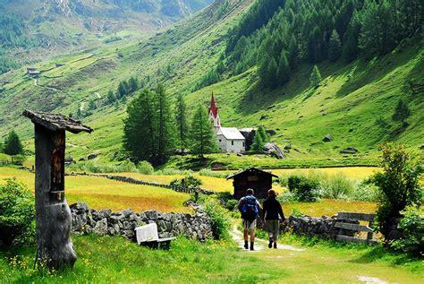 casere valle aurina sentieri a tema in valle di tures e aurina alto adige
