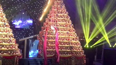 singing christmas trees orlando 2016 youtube