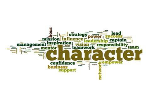 Essays On Leadership And Character by Essay On Character 730 Words