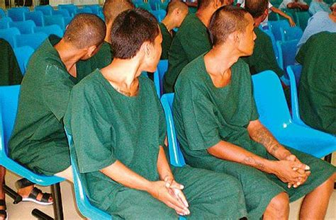 prison hairstyles no fresh starts at new life c thai prison life