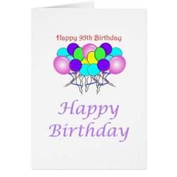 happy 95th birthday greeting card zazzle