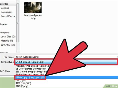 convertir imagenes bmp a pdf c 243 mo convertir bmp a jpg usando microsoft paint 5 pasos