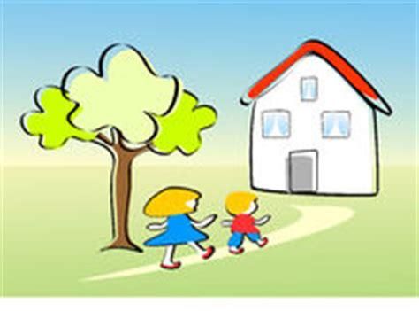 House Of Go Gehen Hause Nach Stock Illustrationen Vektors Klipart