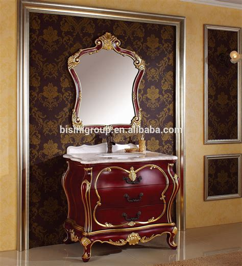 Antique Bathroom Furniture Vintage Bathroom Cabinet Luxury Bathroom Vanity Furniture Antique Single Sink Bathroom Vanity