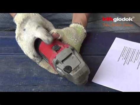 Mesin Potong Rumput Yang Bagus gerinda videolike