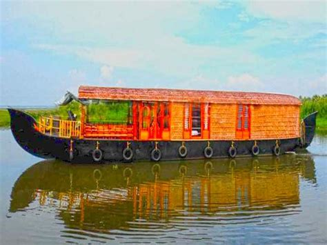 house boat at kollam luxury 2 beds houseboat booking for 1 nights in kollam at