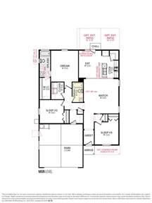 cbh homes floor plans cbh homes langton 1502 floor plan