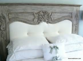 Mantle Headboards diy headboards poetic home