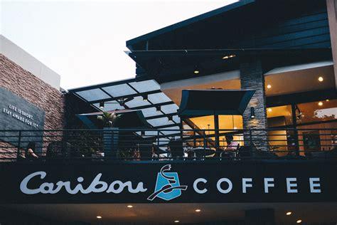 Caribou Coffee caribou coffee indonesia senopati jakarta