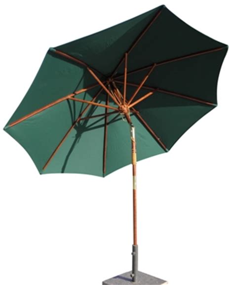 9 wooden market umbrella with tilt feature 89 95