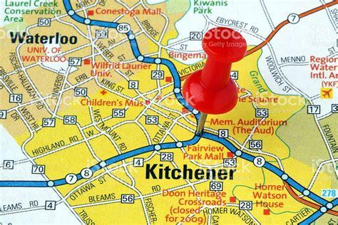 Kitchener Waterloo Area by Map Of Canada Kitchener Derietlandenexposities