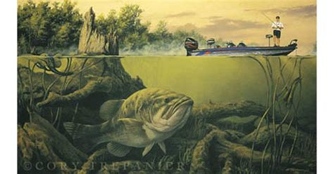 fishing boat art work 20 of the most realistic fish paintings you ll ever see pics