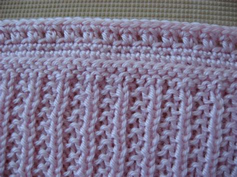 how to crochet a border on a knitted blanket 25 best ideas about crochet blanket border on