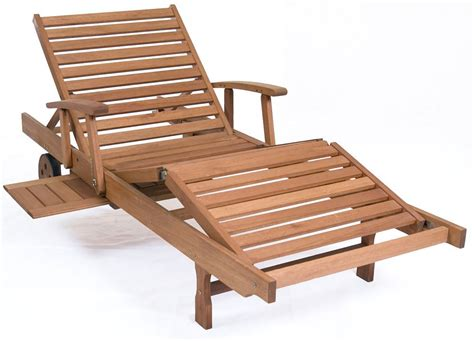Wooden Lounge Chairs Outdoor by Wooden Outdoor Chaise Lounge Chairs Modern Patio Outdoor