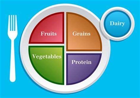 healthy plate diagram myplate for vegetarians lovetoknow