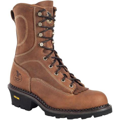 Most Comfortable Boot G056 Georgia Boot Comfort Core 174 Logger Men S Composite