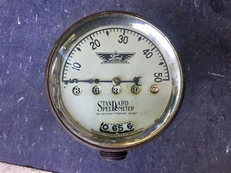 Berkualitas Speedometer Spin Original and original model a and t ford standard speedometer the h a m b