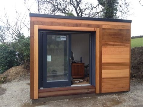 Soundproof Garden Shed by Home Office With Sound Proof Insulation