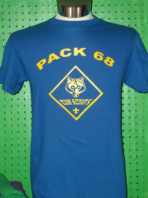 The X Woof Tpack F 1 0 Blue 17 best images about cub scout gift ideas on