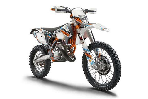 Ktm 125 Exc Six Days 2015 Ktm 125 Exc Six Days Motorcycle Review Top Speed