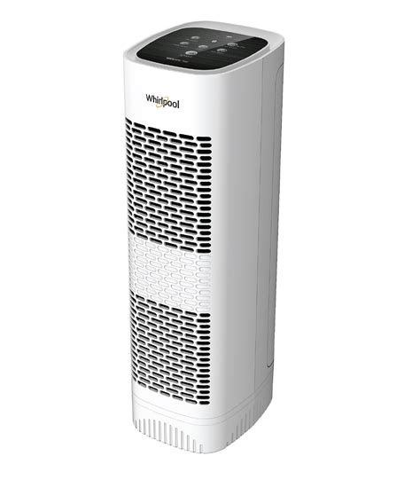 buy whirlpool wpt80 whispure tower air purifier pearl white