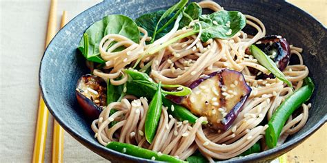 soba noodle recipes recipes  buckwheat noodles